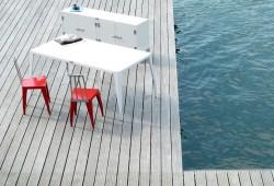 Wootz mobilier, les meubles industriels et rétro en acier
