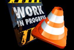 Work in progress…