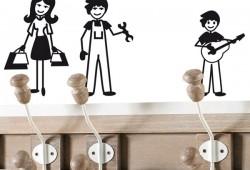 Zousticks : Les stickers avatars à l'image de votre famille