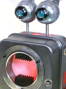 lampe robot Kiki design