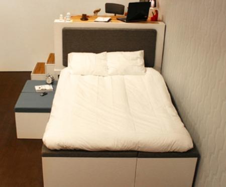 matroshka d co compacte pour petit int rieur. Black Bedroom Furniture Sets. Home Design Ideas
