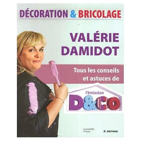 Le livre décoration & bricolage de Valérie Damidot