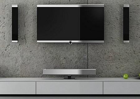 photo du système vidéo Loewe individual compose