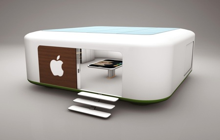 macstudio le bureau design apple. Black Bedroom Furniture Sets. Home Design Ideas