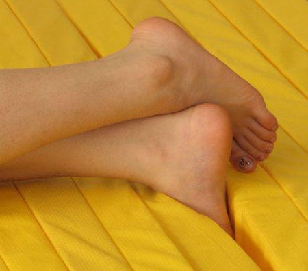 un matelas à lamelles intelligent pour le confort des pieds