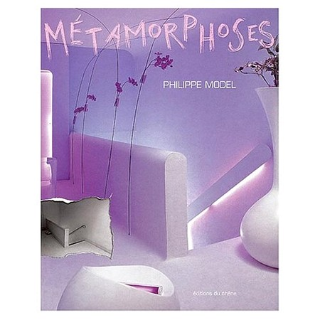 photo de la couverture du livre Les métamorphoses de Philippe Model