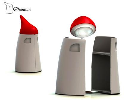 Phantom - meuble transformable pour enfant