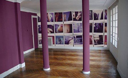 papier peint photo polaroïd - Streetwall