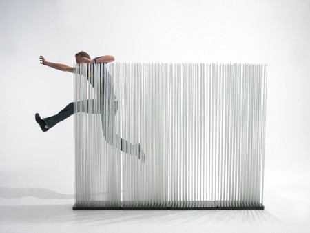 photo paravent design Sticks - Extremis design