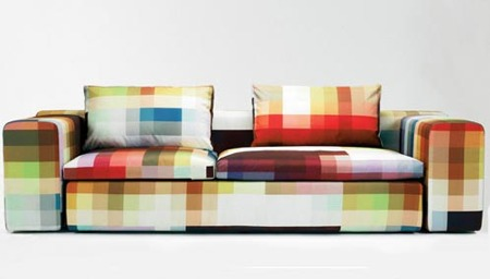pixel sofa Kvadrat