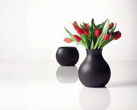 Vase mou incassable - Pot de fleur intelligent ...