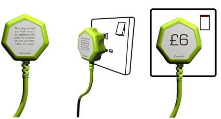prise électrique économique Fused