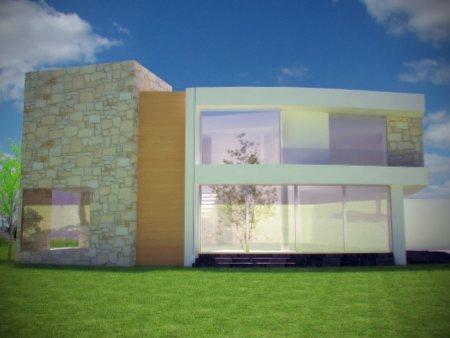 projet de maison design par Rogelio del Toro (Mexique)