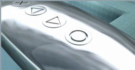 robinet tactile Jado avec pictogrammes