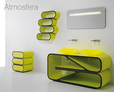 salle de bain design Atmosfera - il bagno Bandini