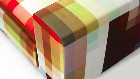 sofa pixel Moroso