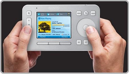 photo télécommande avec écran LCD couleur Sonos controller
