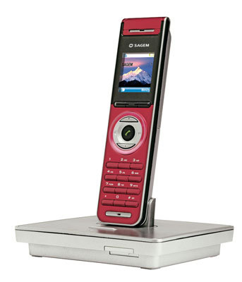 photo téléphone design Sagem d86 c