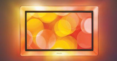 téléviseur Ambilight spectra avec cadre lumineux Philips