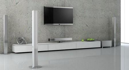Téléviseur écran plat Loewe