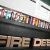 Extincteur Fire design