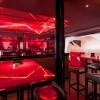 Le bar rouge à Shangai