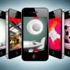 iFoscarini, l'application iPhone de Foscarini