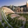 La plus grande station de métro à grande vitesse du monde à Hong Kong