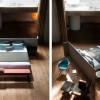 Voici comment créer un coin nuit séparé dans un studio avec un VRAI lit