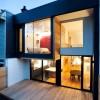 Résidence Chambord, un duplex des années 20 transformé en maison moderne