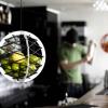 Corbeille à fruits suspendue : Pick Fruit Basket