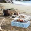 Mon Oncle : barbecue portable façon valise vintage