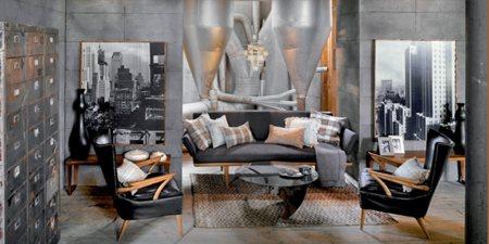 Zara home 2007 - 2008 - ambiance déco béton ciré